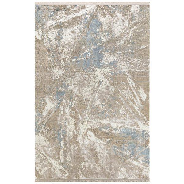 Flora Halı İnci 2584 A Mavi 160×230 3,68 m2 Salon Halısı Fiyatı